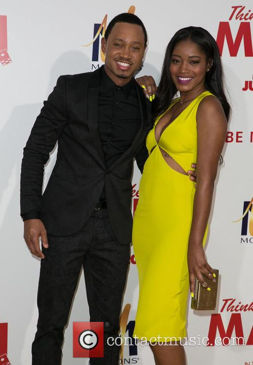 Terrence Jenkins and Keke Palmer 5