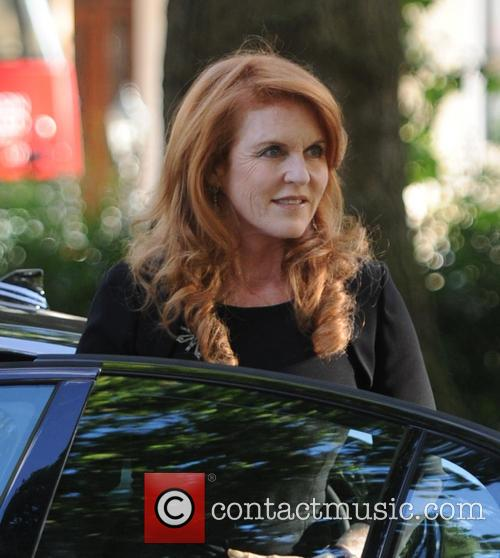 Duchess Of York and Sarah Ferguson 2