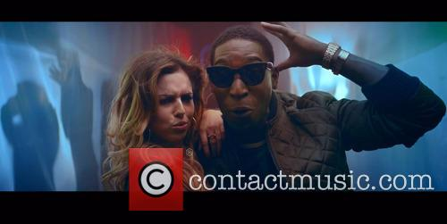 Cheryl Cole and Tinie Tempah 8