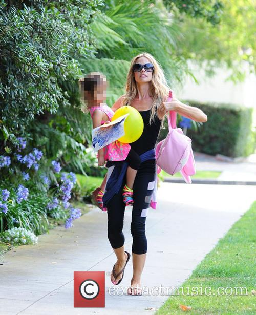 Denise Richards In West Hollywood