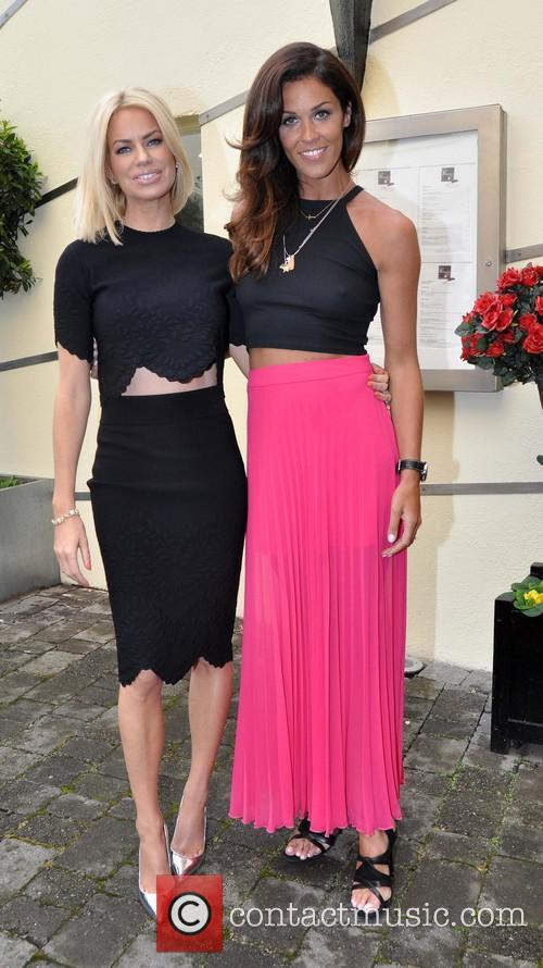 Caroline Stanbury and Glenda Gilson 1