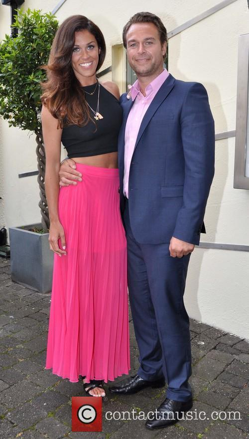 Glenda Gilson and Rob Mcnaughton 1