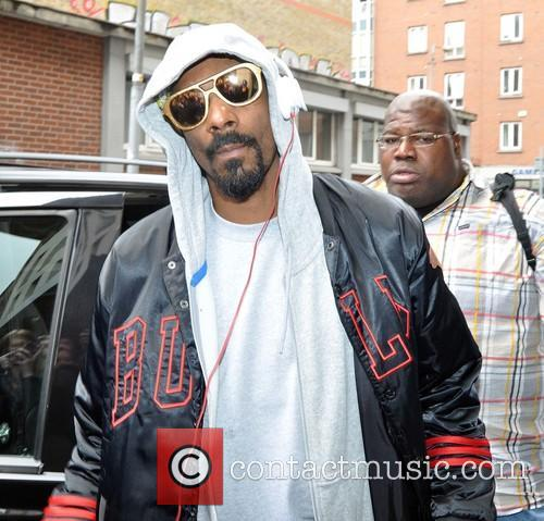 Snoop Dogg, Calvin Cordozar Broadus and Jr. 2