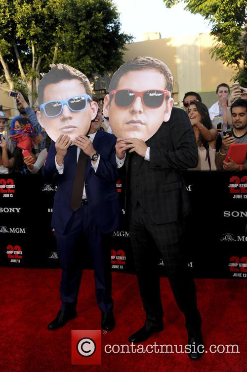 Channing Tatum and Jonah Hill 7