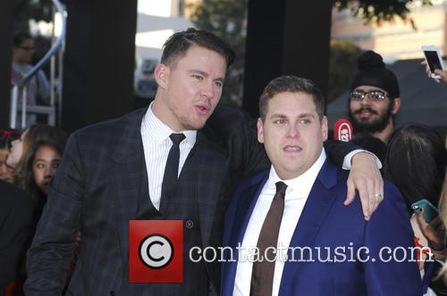 Channing Tatum and Jonah Hill 8