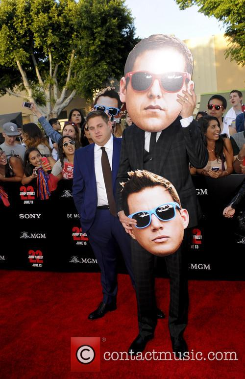 Channing Tatum and Jonah Hill 9