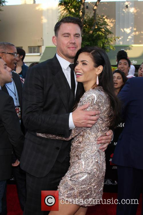 Channing Tatum and Jenna Dewan-tatum 11