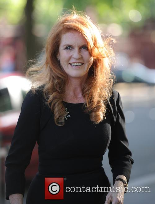 Duchess Of York and Sarah Ferguson 4