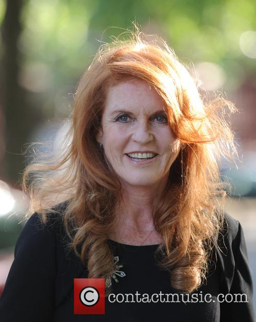 Duchess Of York and Sarah Ferguson 5