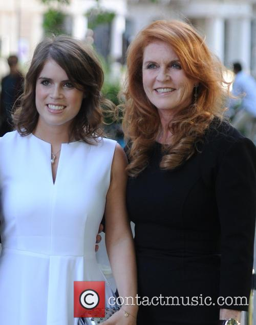 Princess Eugenie Of York, Duchess Of York and Sarah Ferguson 9