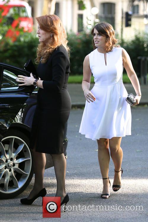 Duchess of York, Princess Eugenie