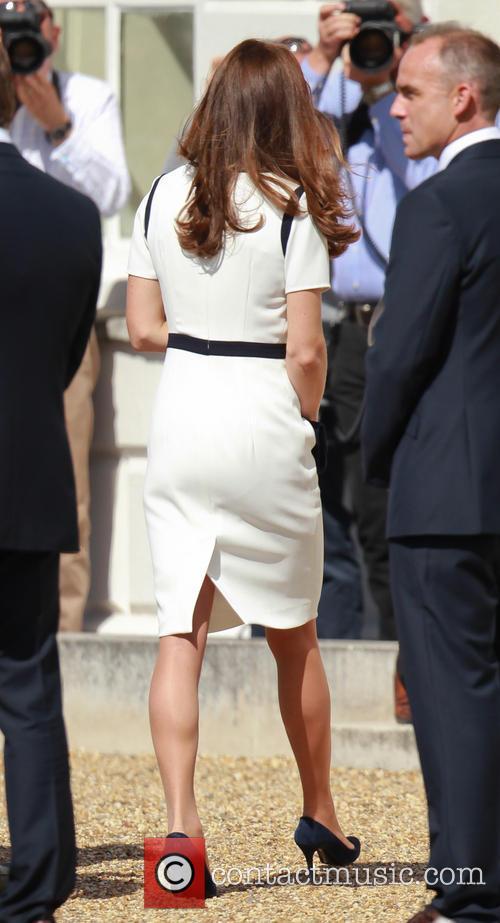 Duchess of Cambridge visit Greenwich