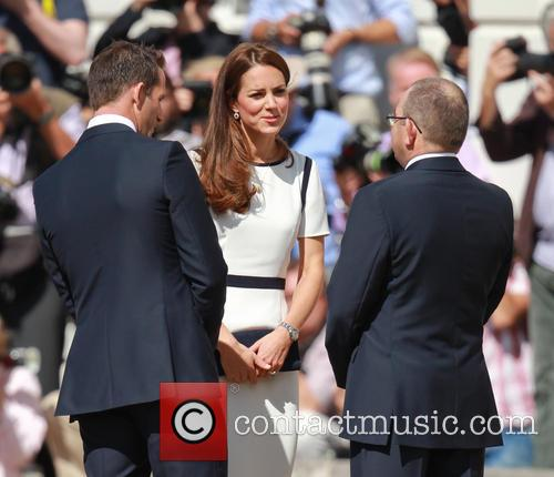 Duchess of Cambridge visit Greenwich