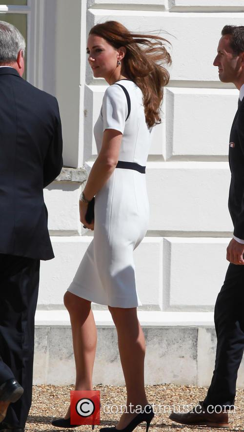 Duchess of Cambridge Americas Cup