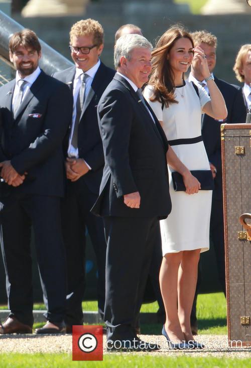 catherine middleton kate middleton duchess of cambridge sir keith 4237930