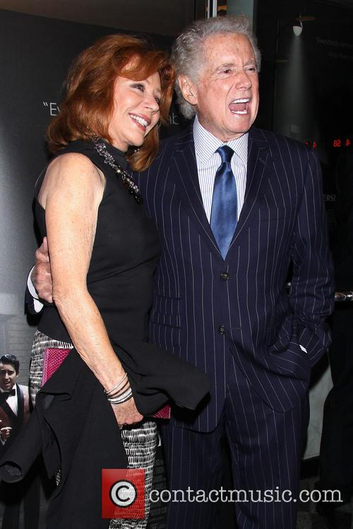 Joy Philbin and Regis Philbin 4