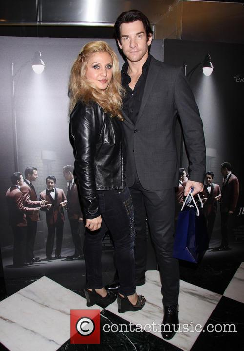 Orfeh, Andy Karl, Paris Theatre,