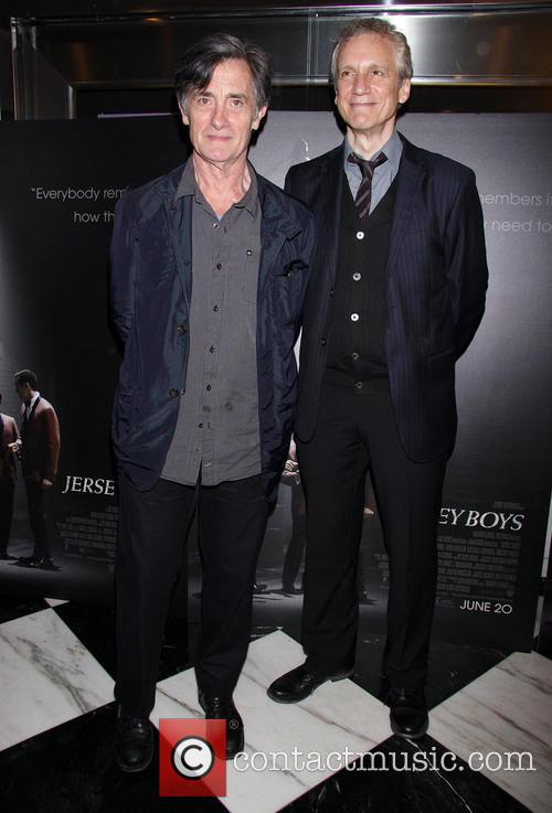 Roger Rees and Rick Elice 7