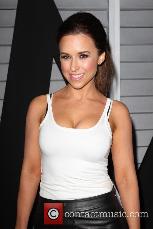 Lacey Chabert, Pacific Design Center