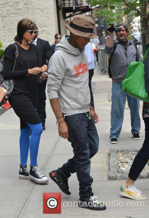 Pharrell and Helen Lasichanh 10