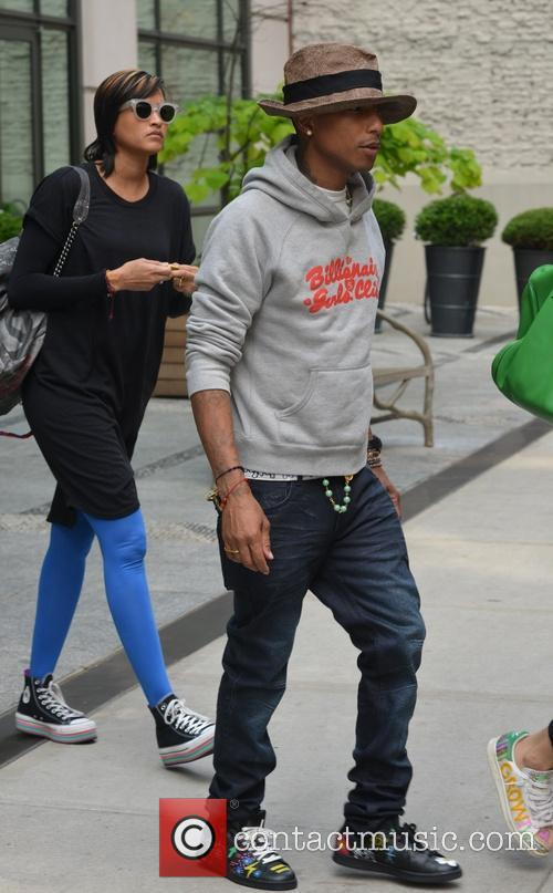 Pharrell and Helen Lasichanh 11