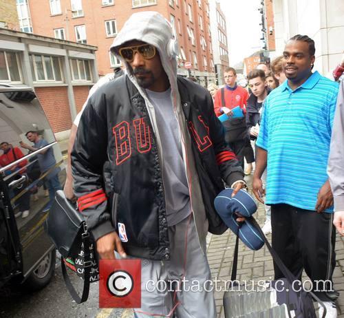 Snoop Dogg, Calvin Cordozar Broadus and Jr. 14
