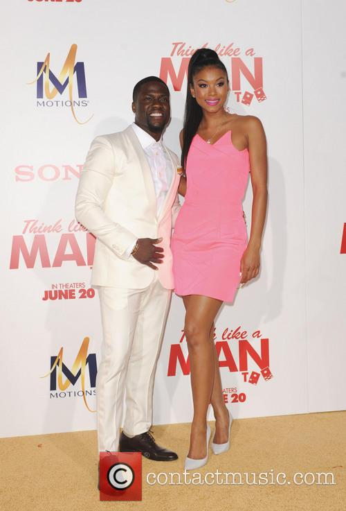 Kevin Hart and Eniko Parrish 7