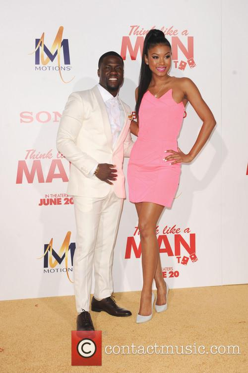 Kevin Hart and Eniko Parrish 8