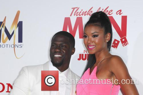 Kevin Hart and Eniko Parrish 11