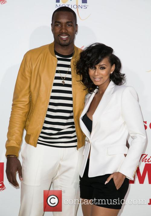 Family photo of the writer, dating Serge Ibaka, famous for Writing songs for Numerous Artists.
