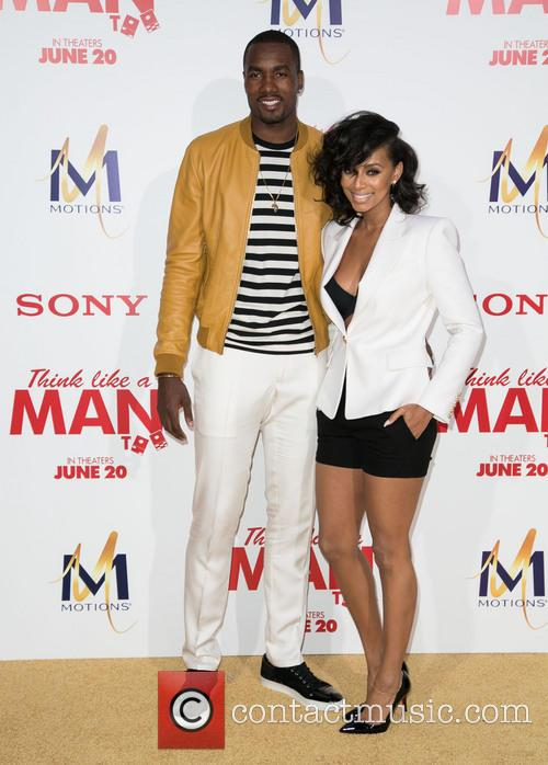 Keri Hilson and Samuel Soba