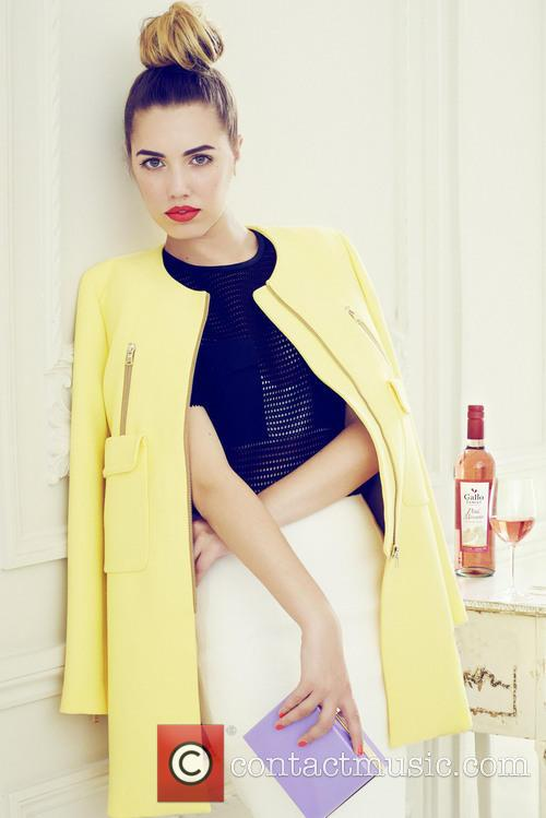 Amber Le Bon becomes the face of Gallo...