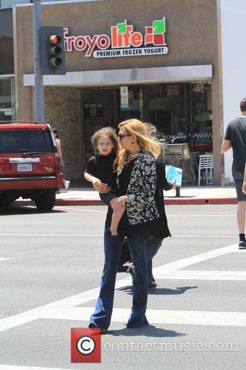 Rachel Zoe and Skyler Berman 4