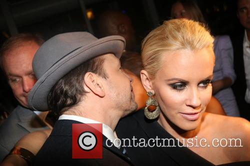 Jenny McCarthy and Donnie Wahlberg 10