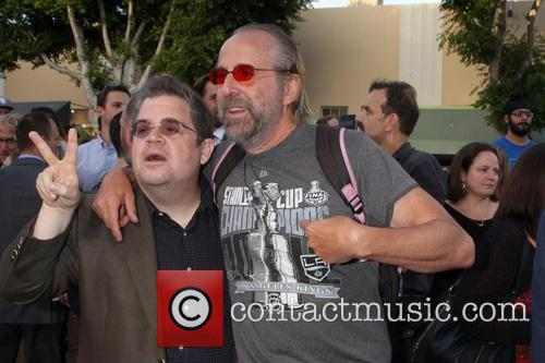 Patton Oswalt and Peter Stormare 2