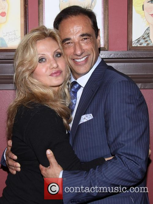 Orfeh and Hal Luftig 2