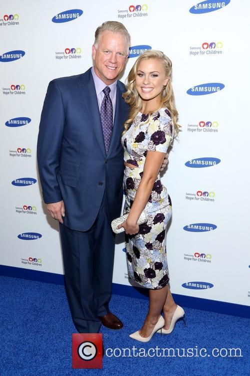 boomer esiason sydney esiason samsung hope for children 4239835