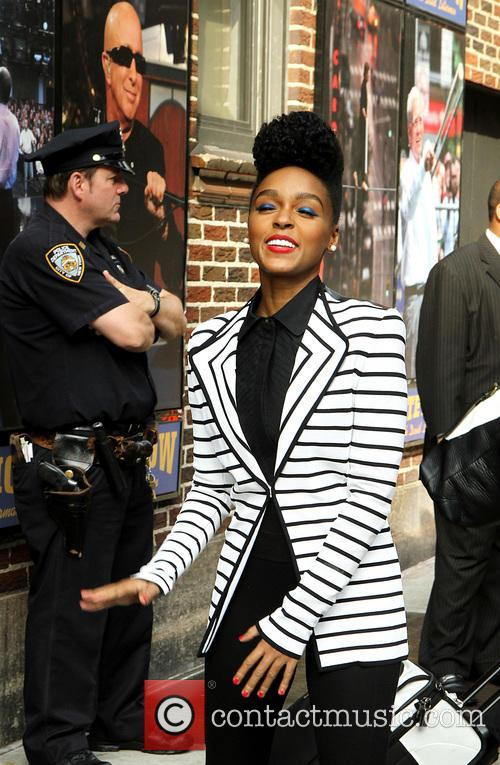 janelle monae late show with david letterman 4241308