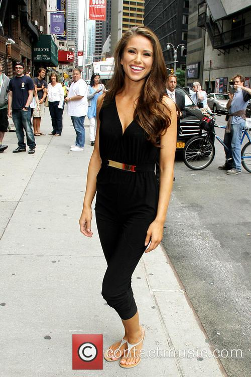 Nia Sanchez, Ed Sullivan Theater