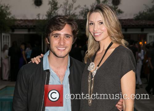 Diego Boneta and Natalia Safran 3