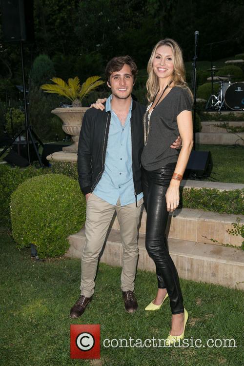 Diego Boneta and Natalia Safran 6