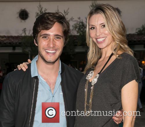 Diego Boneta and Natalia Safran 7