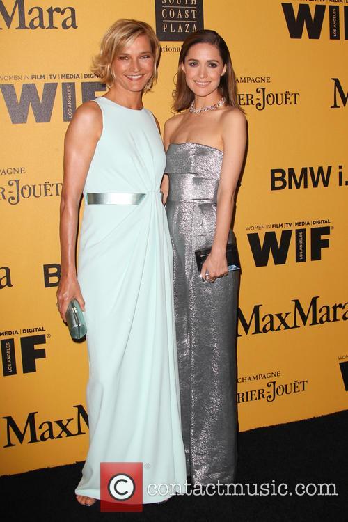 Nicola Maramotti and Rose Byrne 4