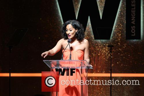 Tracee Ellis Ross, Hyatt Regency Century Plaza