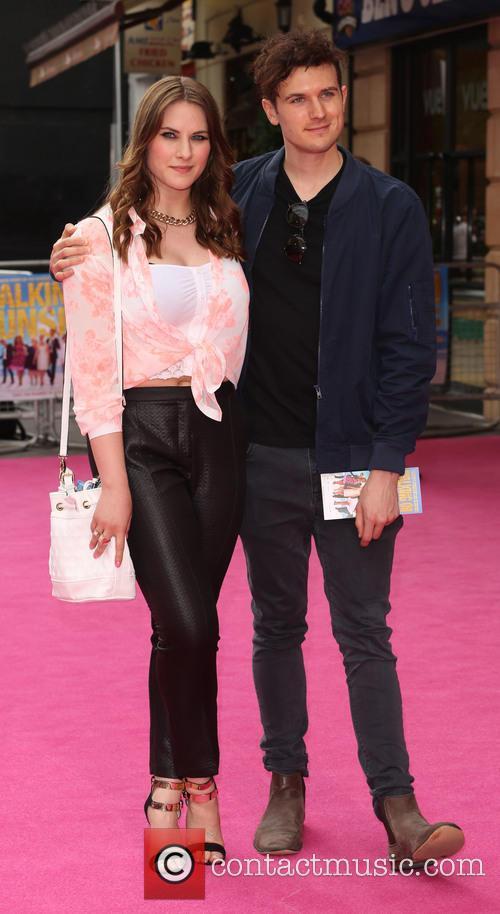 'Walking On Sunshine' premiere in London