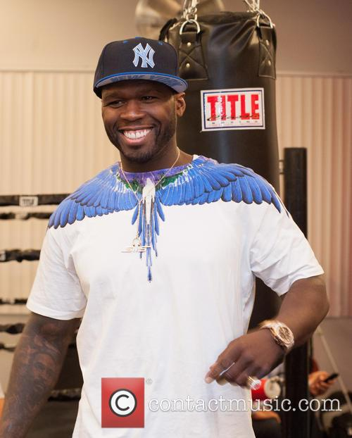 50 Cent and Curtis James Jackson Iii 2