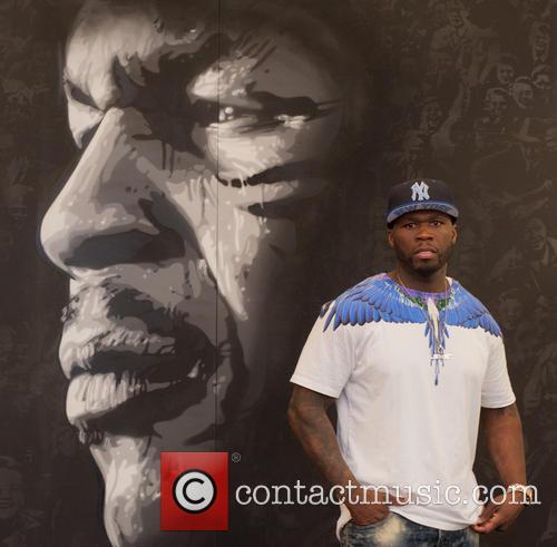 50 Cent and Curtis James Jackson Iii 4