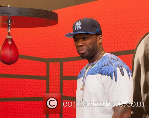 50 Cent and Curtis James Jackson Iii 5