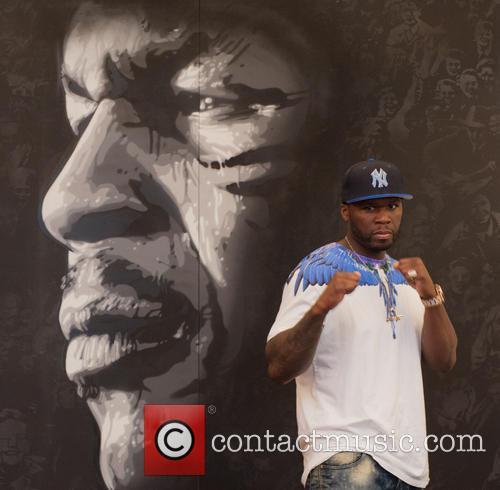 50 Cent and Curtis James Jackson Iii 7