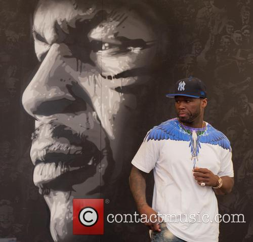 50 Cent and Curtis James Jackson Iii 8